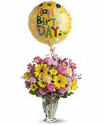 Teleflora's Dazzling Day Bouquet